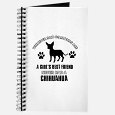 Chihuahua Mommy designs Journal