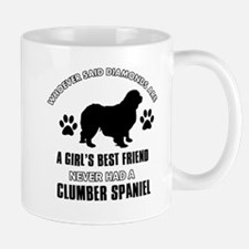 Clumber Spaniel Mommy designs Mug