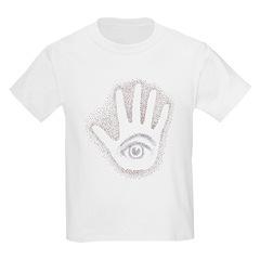 Earthy Petro EyeHand Kids T-Shirt