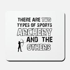 Cool Archery designs Mousepad