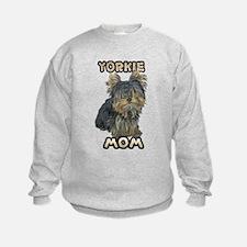Yorkshire Terrier Mom Sweatshirt