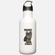 Yorkshire Terrier Mom Water Bottle