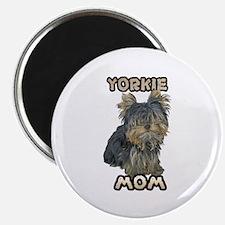 Yorkshire Terrier Mom Magnet