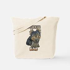 Yorkshire Terrier Dad Tote Bag