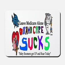 Obamacare Repeal Mousepad
