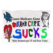 Obamacare Repeal Pillow Case
