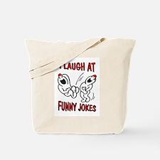 FUNNY JOKES Tote Bag