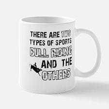 Bull Riding designs Mug