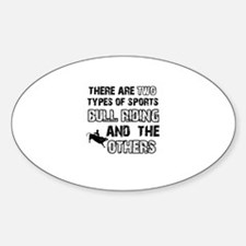 Bull Riding designs Decal