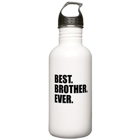 Best Brother Ever Water Bottle
