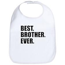Best Brother Ever Bib