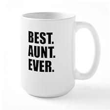 Best Aunt Ever Mug