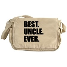 Best Uncle Ever Messenger Bag