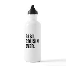 Best Cousin Ever Water Bottle