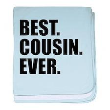 Best Cousin Ever baby blanket