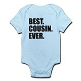 Best cousin ever Bodysuits