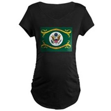 US Army Retired Flag T-Shirt