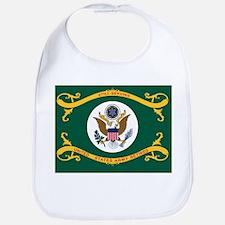 US Army Retired Flag Bib