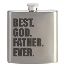 Best Godfather Ever Flask