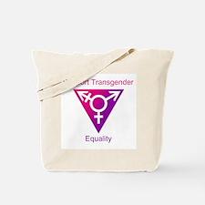 Transgender Equality Tote Bag