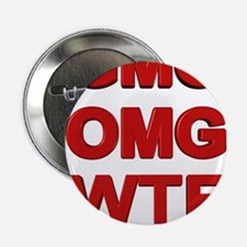 """GMO OMG WTF Are We Eating? 2.25"""" Button"""