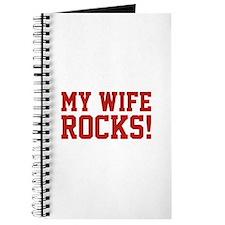 My Wife Rocks! Journal
