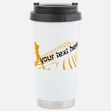 Cool Custom Baseball Fan Travel Mug Mugs