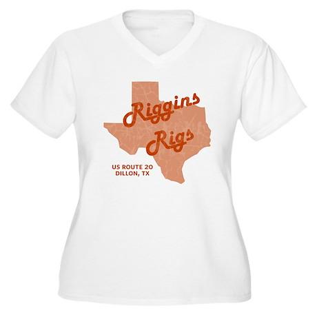 rigginsRigs_tshirt_light Plus Size T-Shirt
