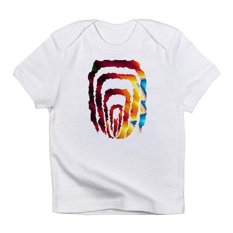 Twisting Rainbow Infant T-Shirt