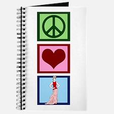 Peace Love Fashion Journal