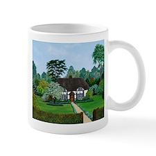 StephanieAM CottageBW Mug