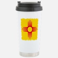 Zia Sun Symbol Travel Mug