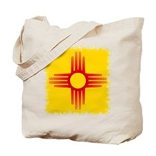 Zia Sun Symbol Tote Bag
