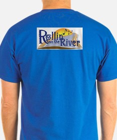 DWC Rollin On The River Concert T-Shirt
