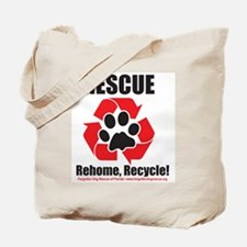 Rescue Recycle Tote Bag