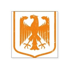 Strk3 German Eagle Rectangle Sticker