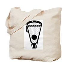 Lacrosse LAX Tote Bag