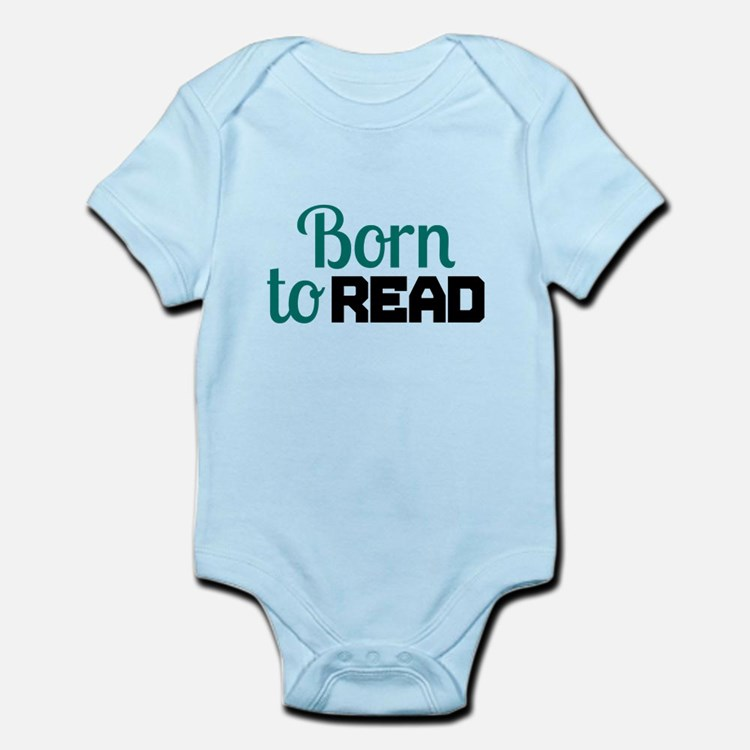 Born to Read Body Suit