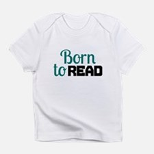 Born to Read Infant T-Shirt