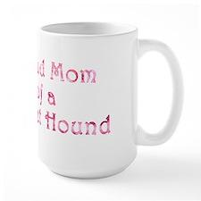 Proud Mom of a Basset Hound Mug