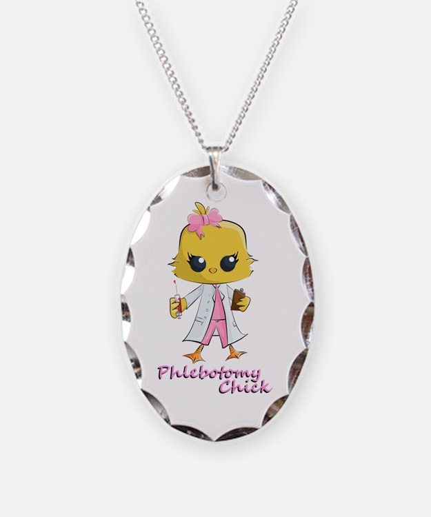 Phlebotomy Chick Necklace