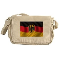 Flag of Germany Messenger Bag