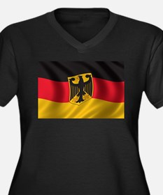 Flag of Germany Plus Size T-Shirt