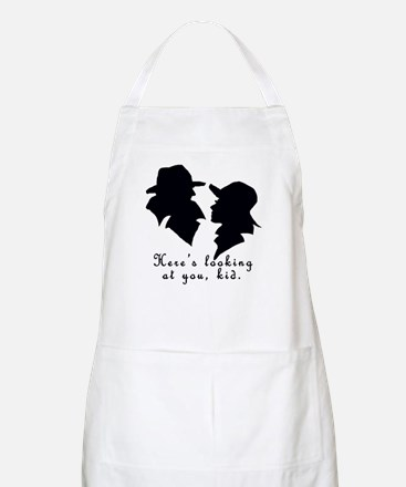 Heres Looking at You Kid BBQ Apron