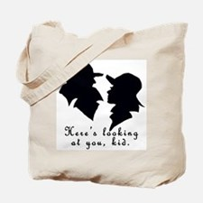 Heres Looking at You Kid Tote Bag
