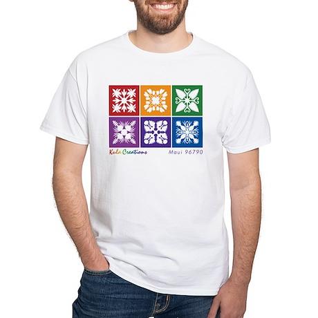 Hawaiian Quil T-Shirt