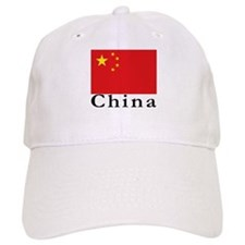 China Baseball Baseball Cap