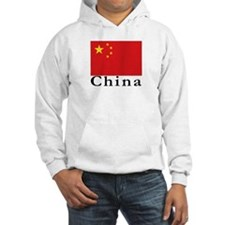 China Jumper Hoody