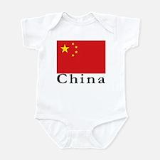 China Infant Bodysuit