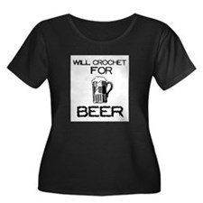 crc4ber Plus Size T-Shirt